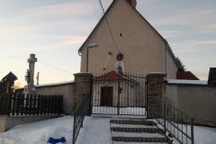 Farský kostol sv. Jána Krstiteľa